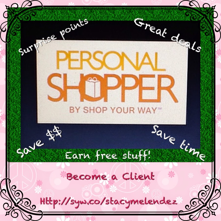 Shop Your Way Rewards ~ ~ play instant win sweeps to win points, use points to get FREE items!
