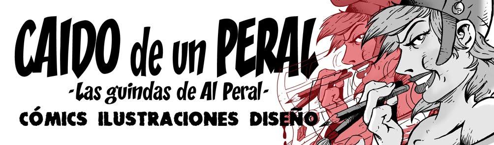 CAIDO DE UN PERAL - Cómic e Ilustración