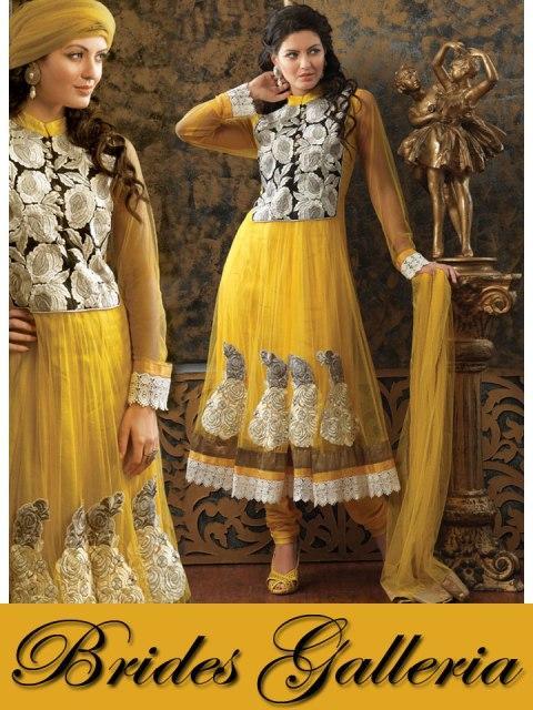 New Punjabi Suit Design 2013