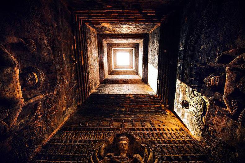 Los templos abandonados en Camboya