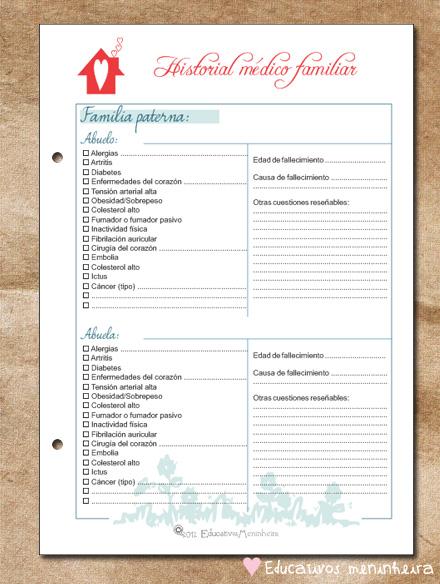 Imprimibles para organizaci n del hogar - Organizar limpieza casa ...