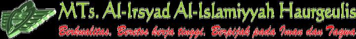 MTs. Al-Irsyad Al-Islamiyyah Haurgeulis