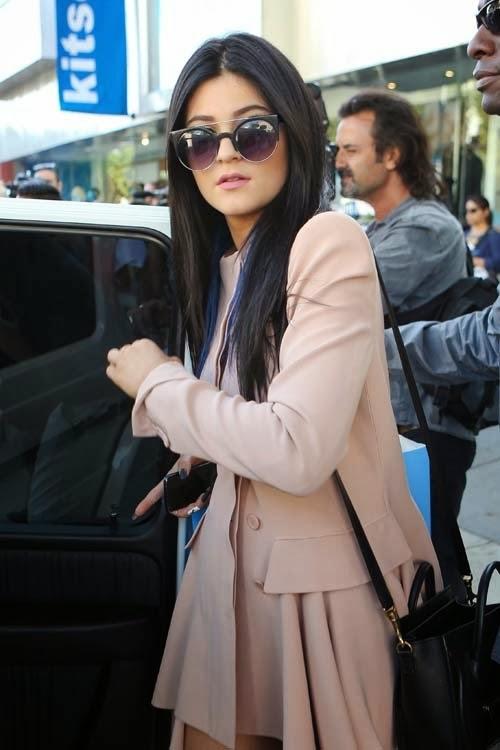 Celeb Diary Khloe Kardashian Kylie Jenner Kris Jenner