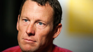 Lance Armstrong steps down