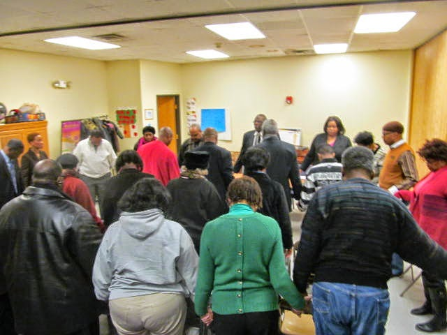 Photo Credit - IU News & Talk Community Members in Washtenaw County gathered at the Brown Chapel A.M.E. Church in Ypsilanti, Michigan to pray and express support for Judge J. Cedric Simpson, the County's only remaining African-American Judge