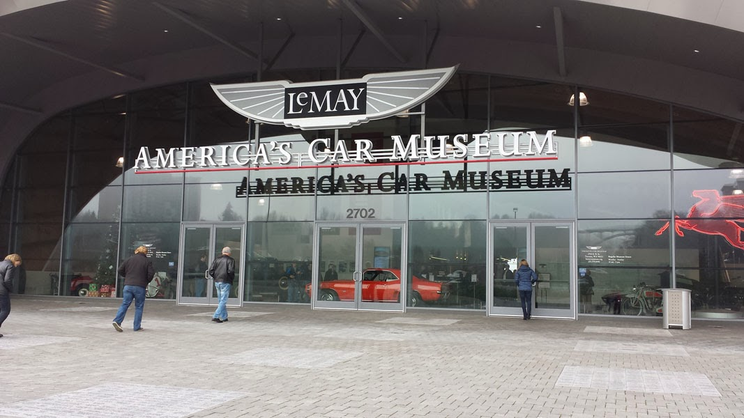 Urban Sketchers Seattle Lemay Car Museum