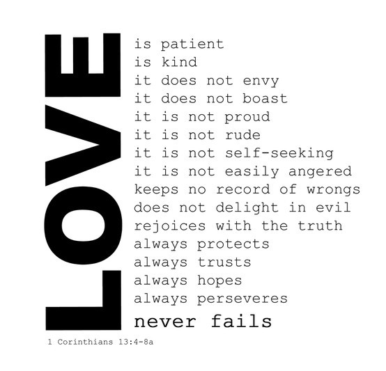 Bible Verses Love Quotes Gorgeous Inspirational Quotes And Bible Verses Love Is Patient Love Is Kind