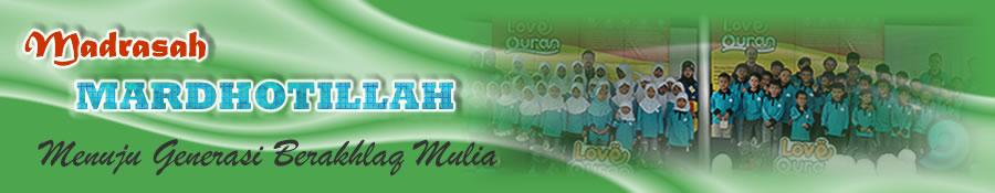 Madrasah Diniyah Mardhotillah