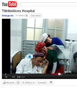 CUENTOS EN EL HOSPITAL