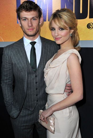 alex pettyfer golden globes. Agron and Alex Pettyfer