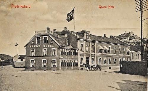 BEST WESTERN PLUS Grand Hotell Halden