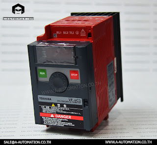 ขาย INVERTER  Toshiba Model:VFNC3-2007P