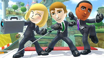Llega nuevo contenido a Super Smash Bros 4 5