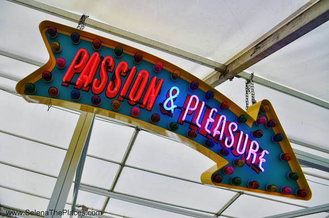 Passion & Pleasure at Taste of London