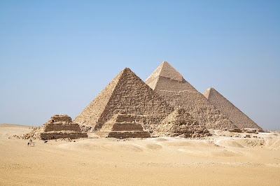 Feeding Egypt's 10,000 Pyramid builders