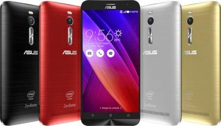 Asus Zenfone 2 akan masuk pasar Indonesia tanggal 21 April mendatang