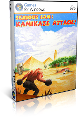 Serious Sam: Kamikaze Attack (PC-GAME)