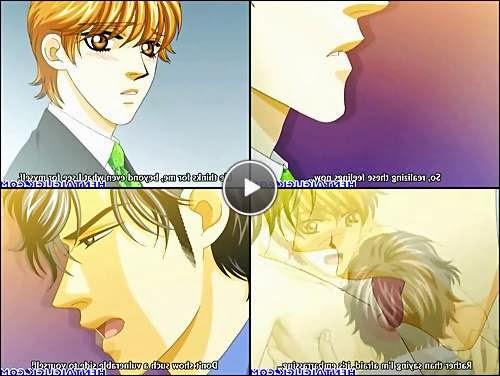 gay dessin animé
