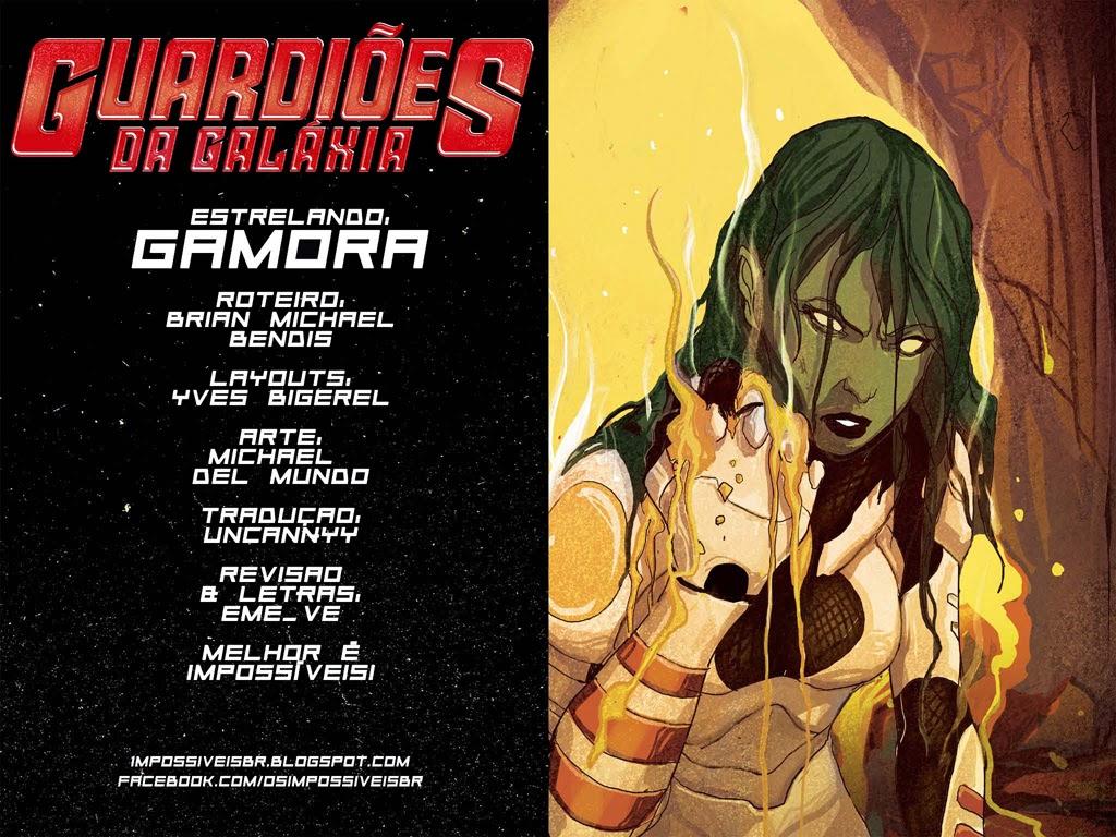 Guardiões da Galáxia - Drax #3