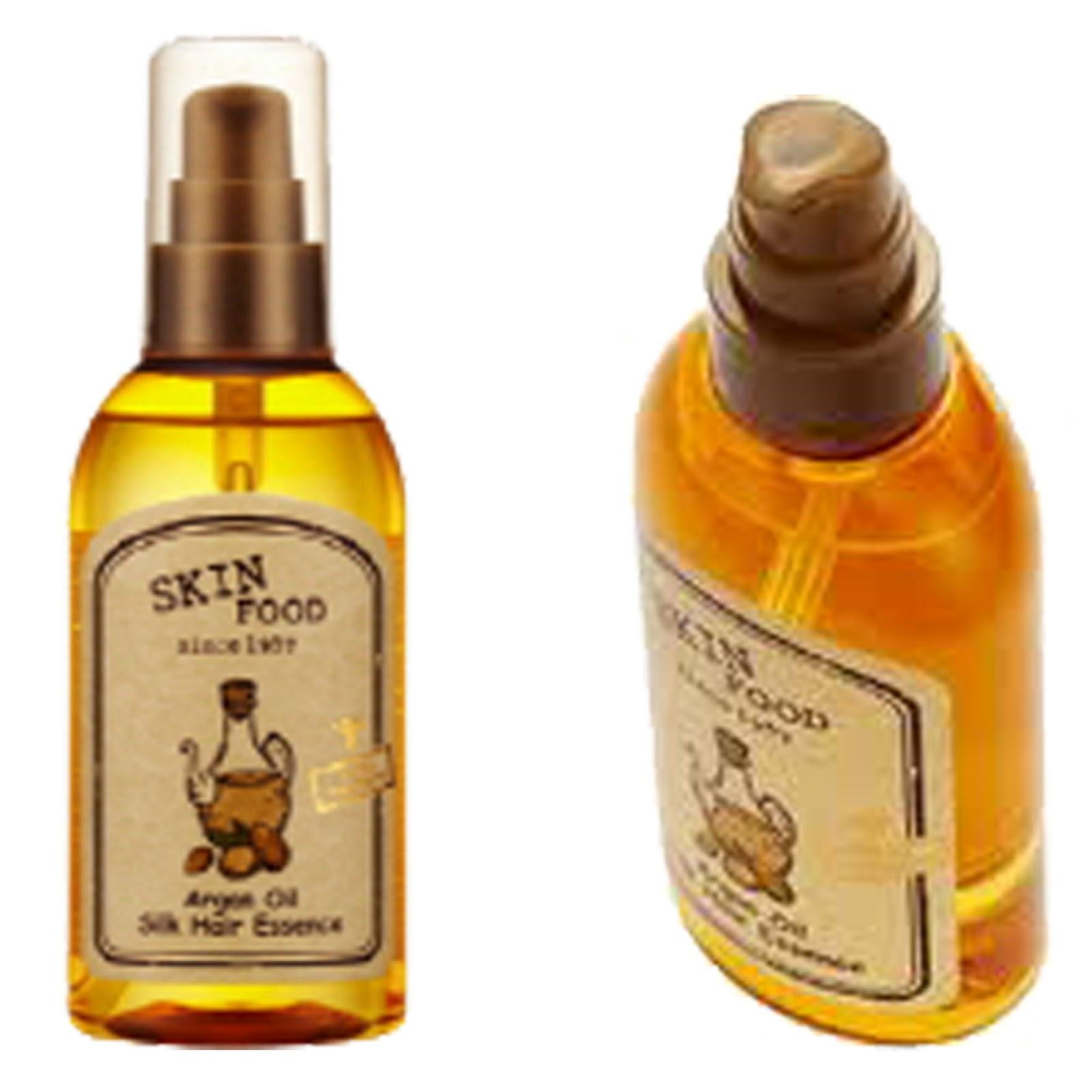 Shampoo Skin Food Review The Skin Food Argan