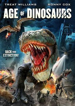 Age of Dinosaurs 2013 poster