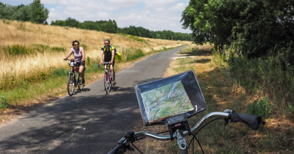 France cycling the loire valley around blois pedals - Point p blois ...