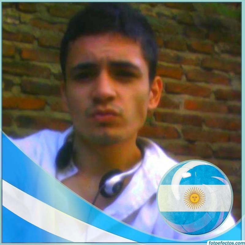 Aplicación para poner la bandera de argentina en una foto tuya