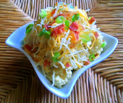 Baked Potato Salad @ Seaside Simplicity