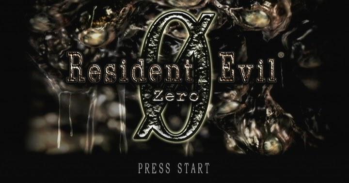 Games de GC convertidos para Wii U Resident+Evil+0+BR