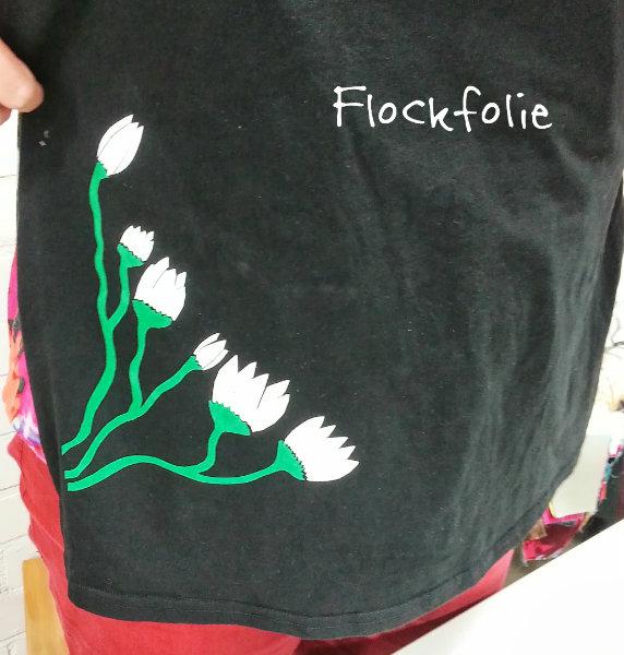 flockfolie