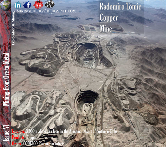 Radomiro Tomic Copper Mine