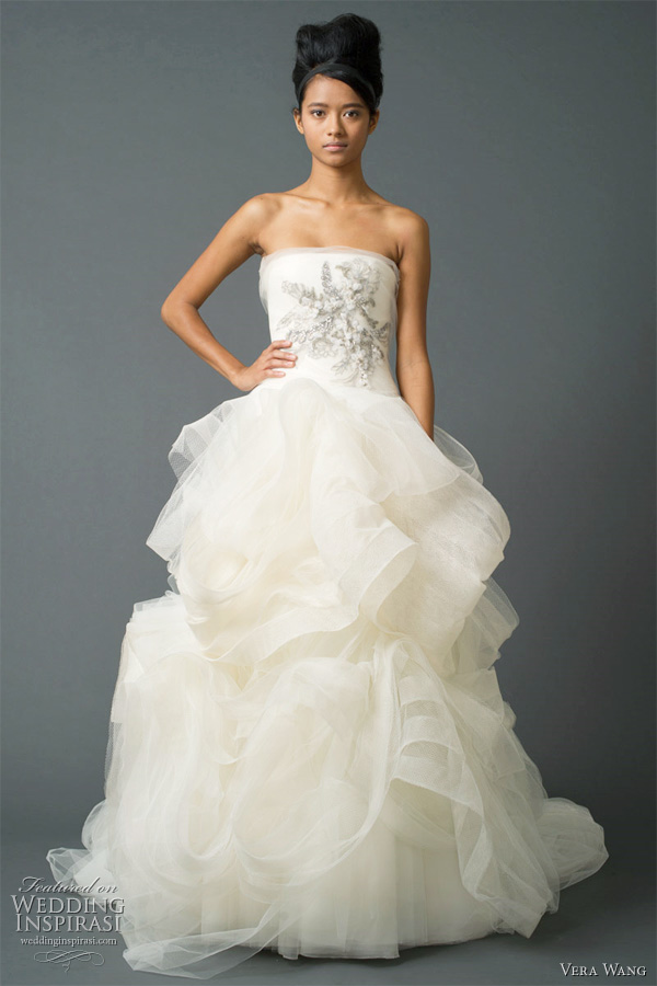 Weddingdressespro vera wang wedding dresses for Best vera wang wedding dresses