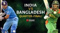 India Thrashes Bangladesh: Match Review