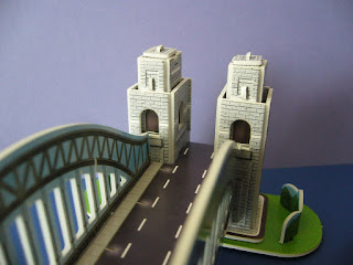 Sydney Harbour Bridge 3Dpuzzle