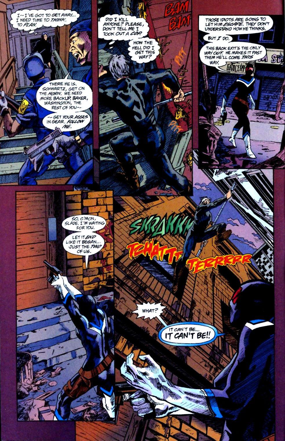 Deathstroke (1991) Annual 4 #4 - English 5