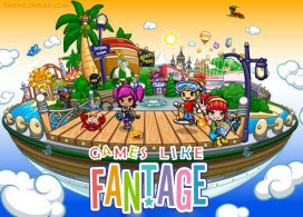 Games Like Fantage,Fantage