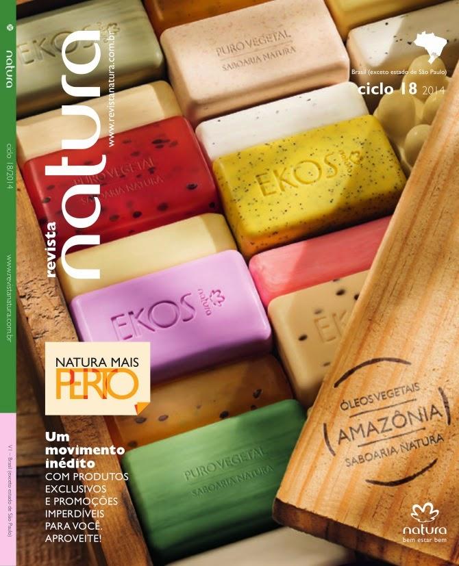 Ciclo 18 | 2014 Revista Natura Digital