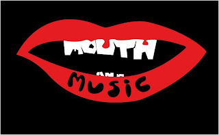 Mouth and Music mouth symbol