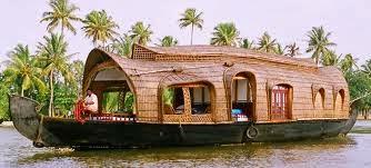 deluxe Houseboat, alappuzha deluxe houseboat