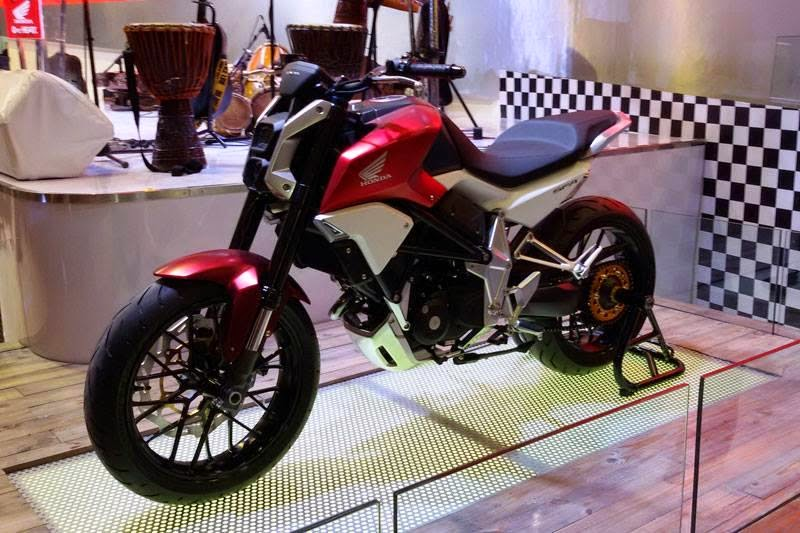 New Ultimate Sports Bike Honda SFA 150