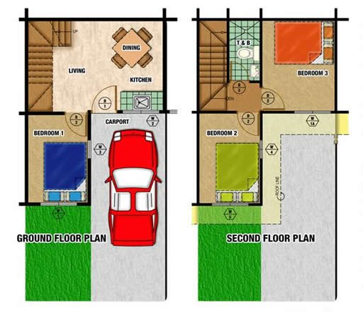 Online source of affordable quality homes in cavite city for Affordable quality homes house plans