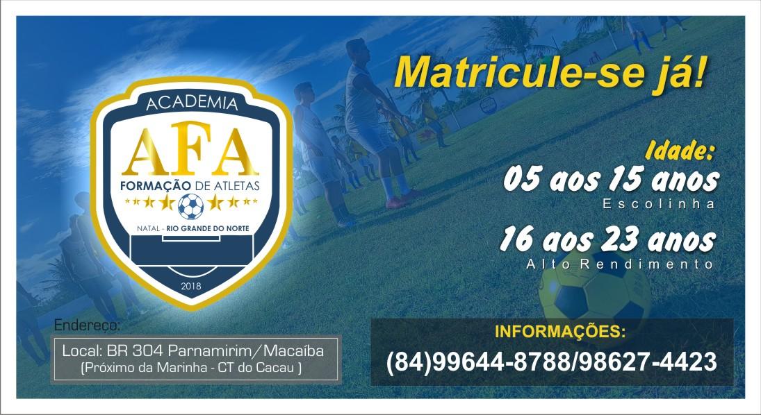 AFA-Academia de Formação de Atletas
