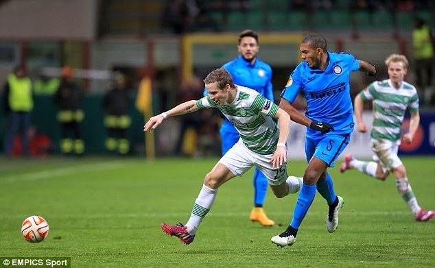 Intermilan Lolos ke Babak 16 Besar Setelah Kalahkan Celtic