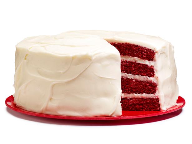 My Favorite Things: Red Velvet Layer Cake