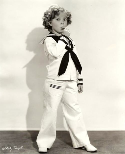 There will be a lot written today about the late Shirley Temple ...