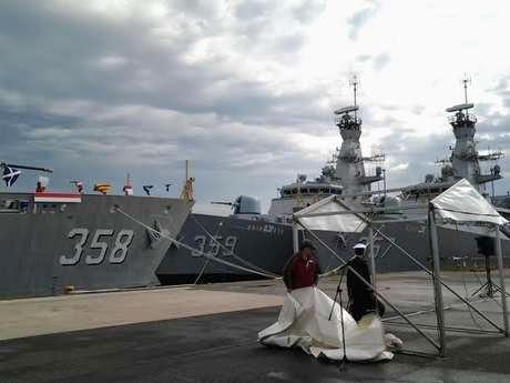 44 Prajurit TNI AL Berangkat ke Inggris, Jemput KRI Usman-Harun