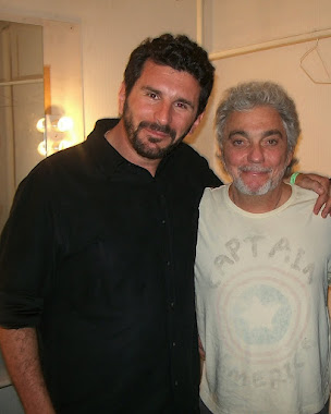 TRADUCCION Y CONDUCCION DEL EVENTO ZILDJIAN DAY JUNTO A STEVE GADD