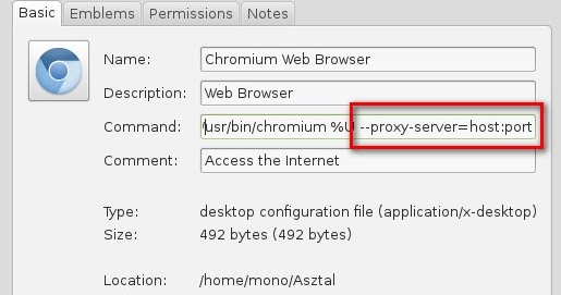 how to get proxy on google chrome