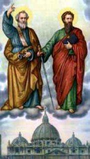 Solemnidad San Pedro y San Pablo