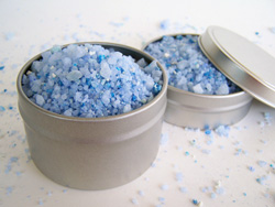 Making Bath Salts